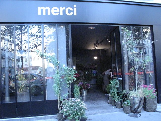 merci outside