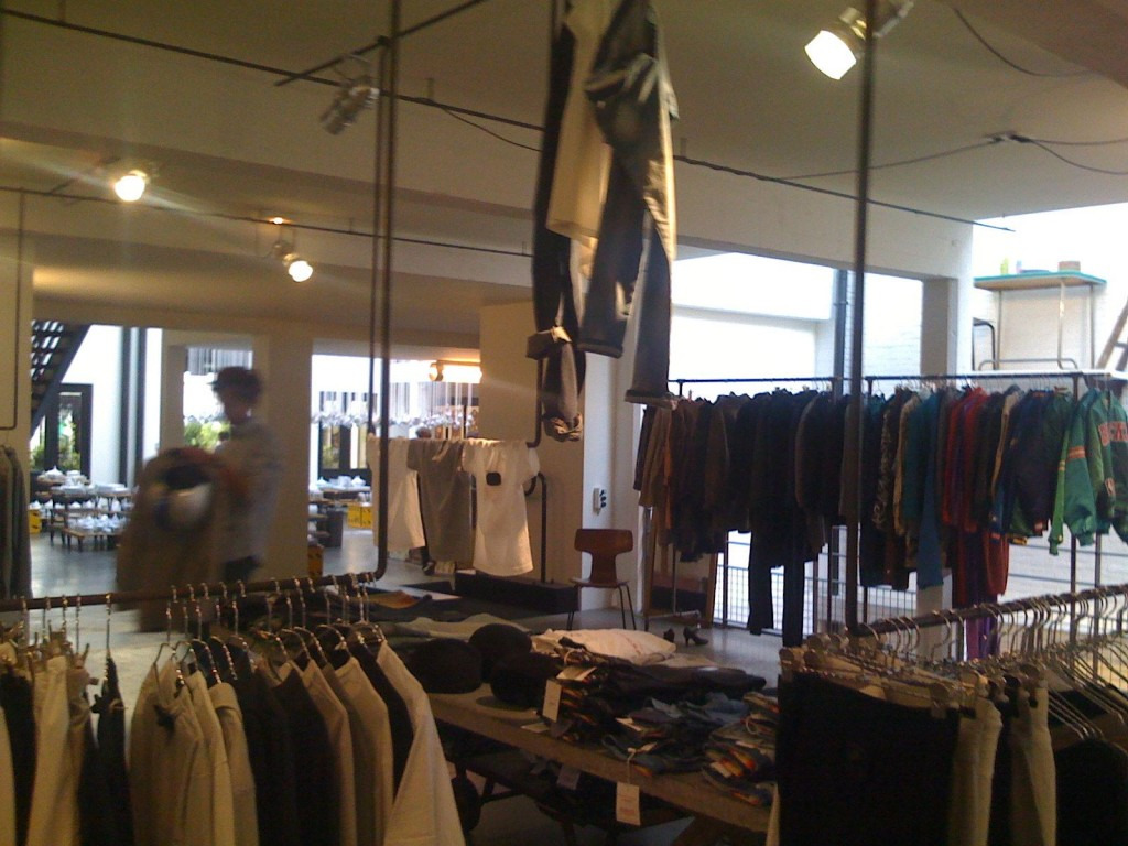 second floor clothing