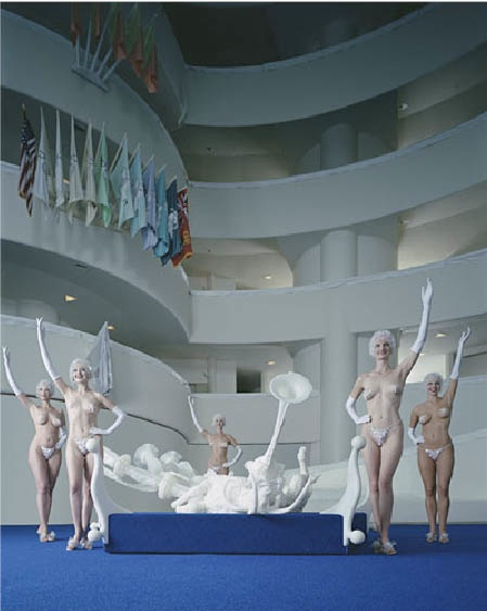 Matthew Barney Cremaster 3