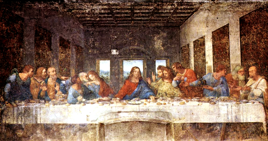 leonardodavinci_thelastsupper