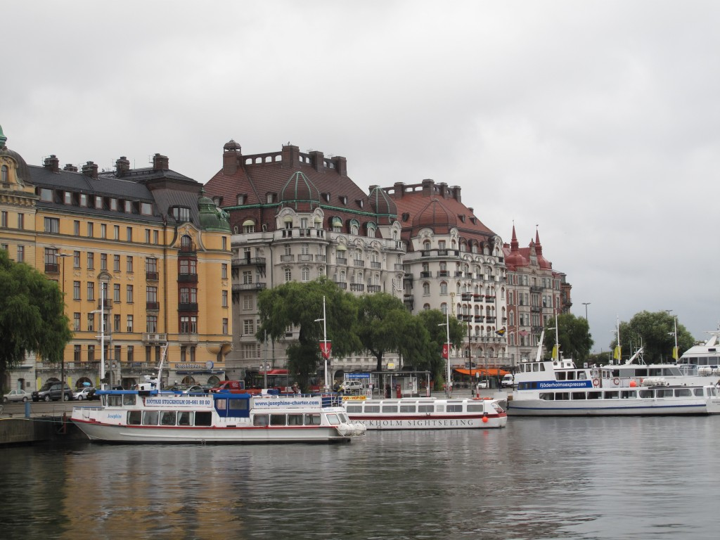 Gorgeous City Gorgeous People Stockholm Sweden